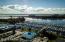 Broad Creek Rec Center in Fairfield Harbour & view of Northwest Creek Marina