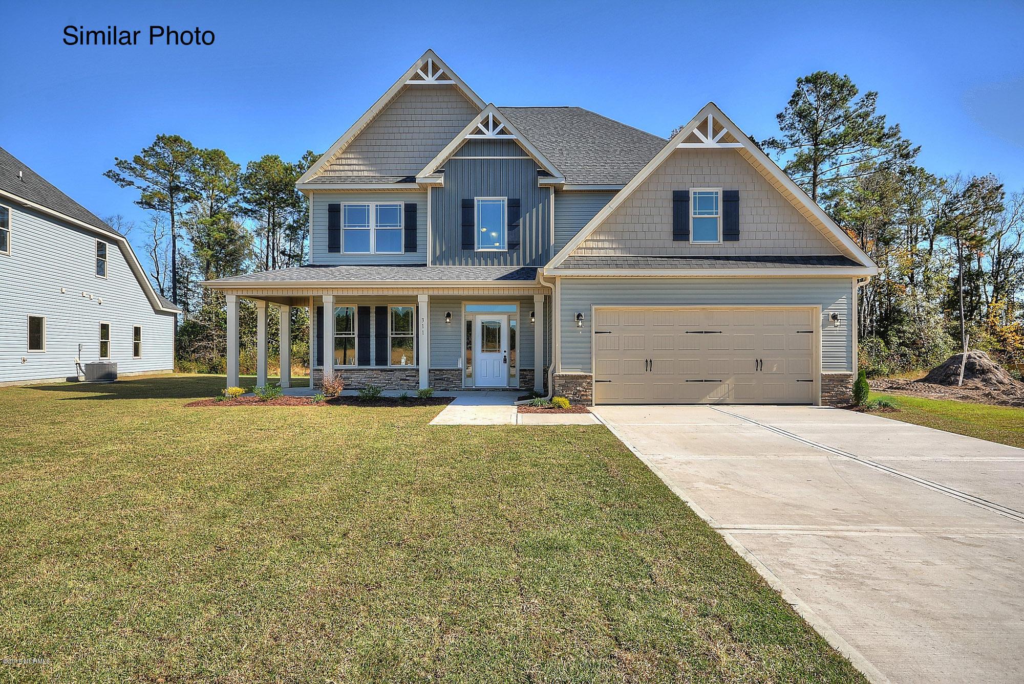 338 Bear Run, Jacksonville, North Carolina 28540, 4 Bedrooms Bedrooms, ,3 BathroomsBathrooms,Residential,For Sale,Bear Run,100198074