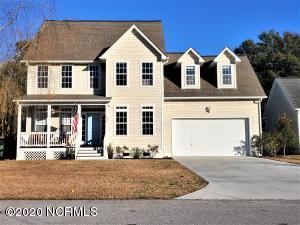 1004 Meridian Drive, Sneads Ferry, NC 28460