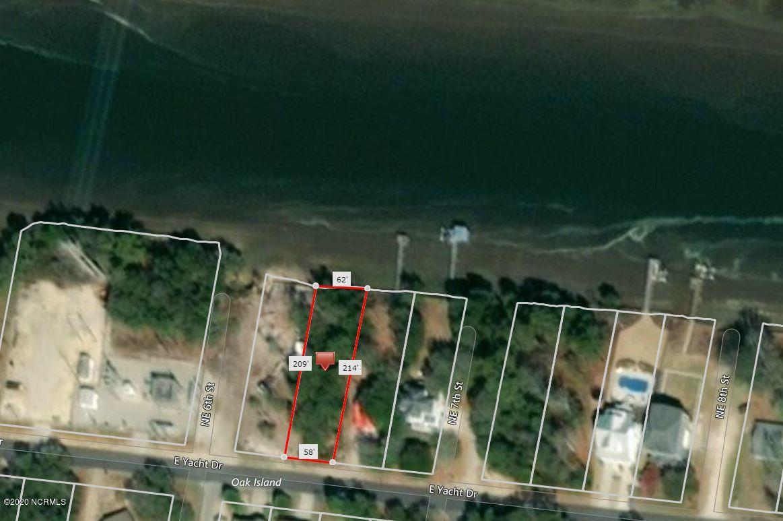 604 E Yacht Drive Oak Island, NC 28465