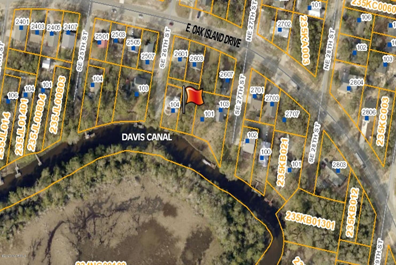 102 SE 26 Street Oak Island, NC 28465