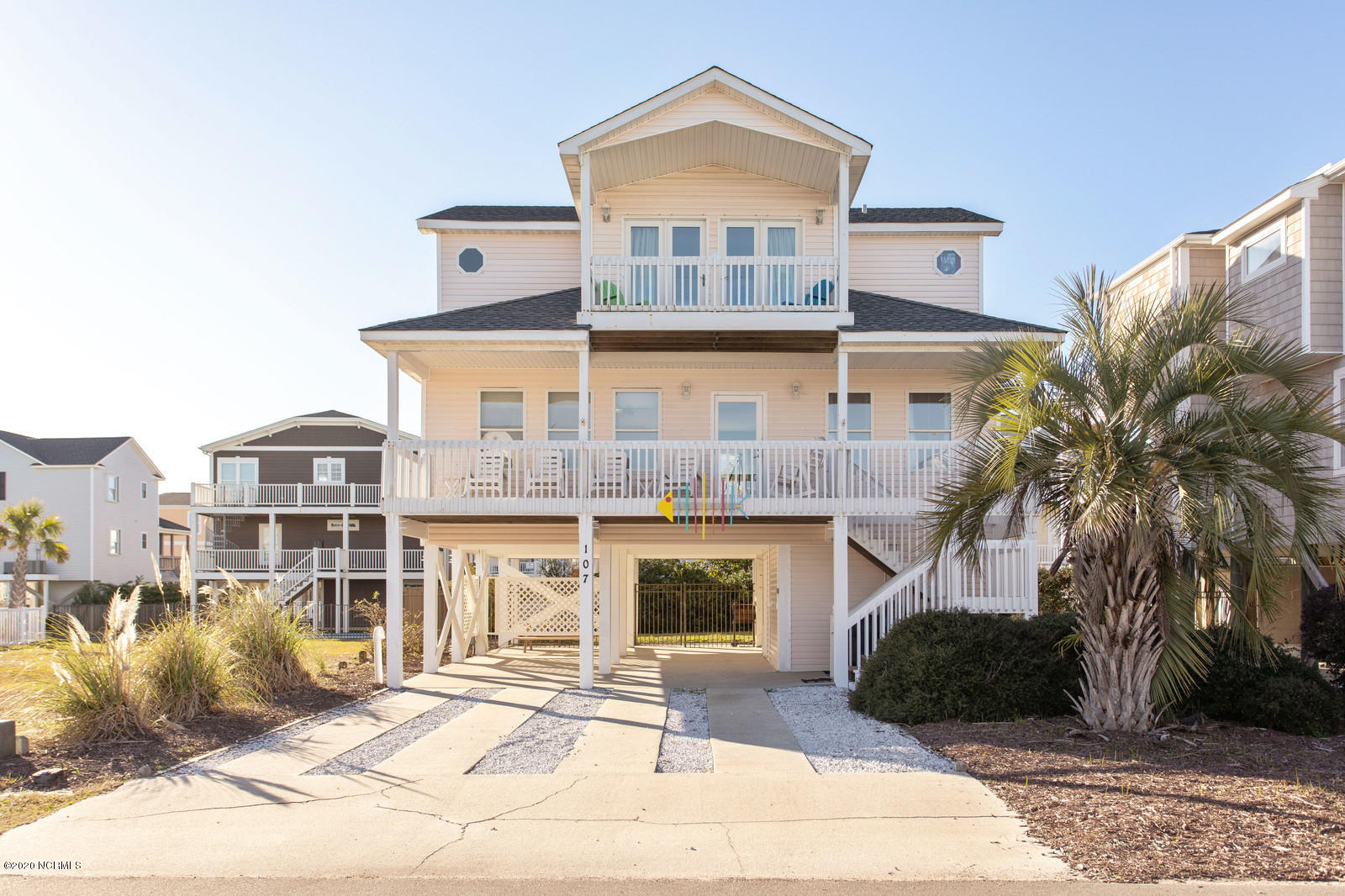 107 By the Sea Drive Holden Beach, NC 28462