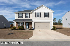 56 Staples Mill Drive, Supply, NC 28462