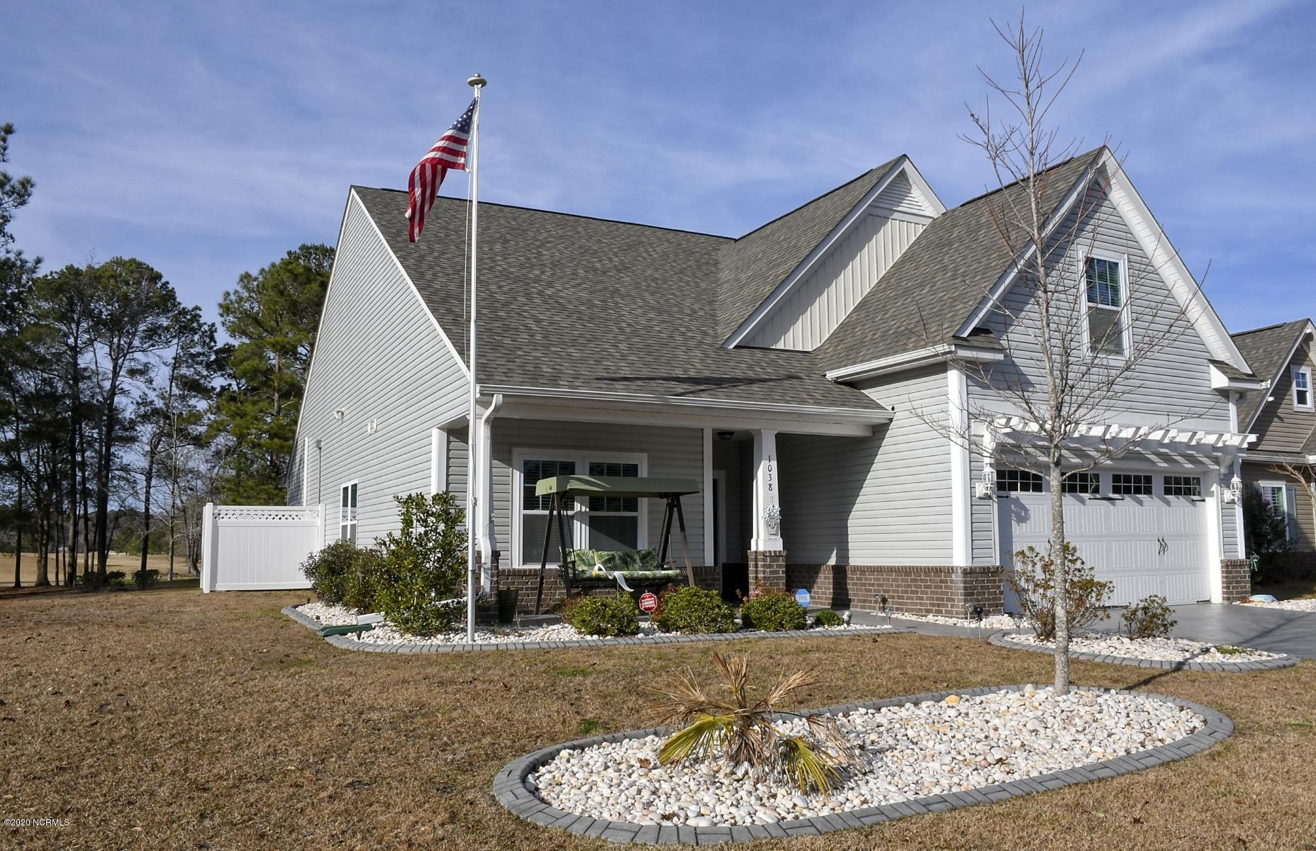1038 Meadowlands Trail Calabash, NC 28467
