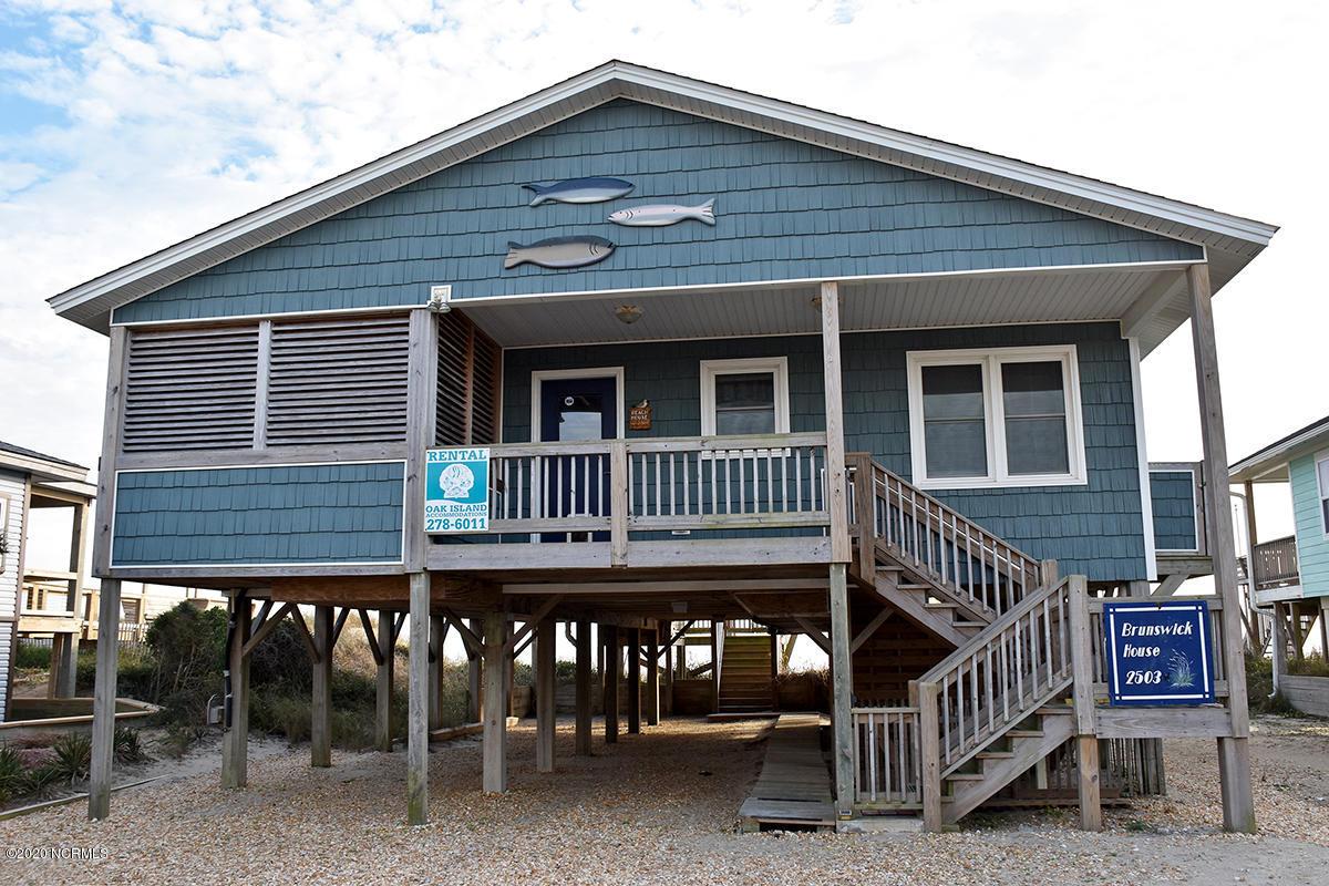2503 W Beach Drive Oak Island, NC 28465
