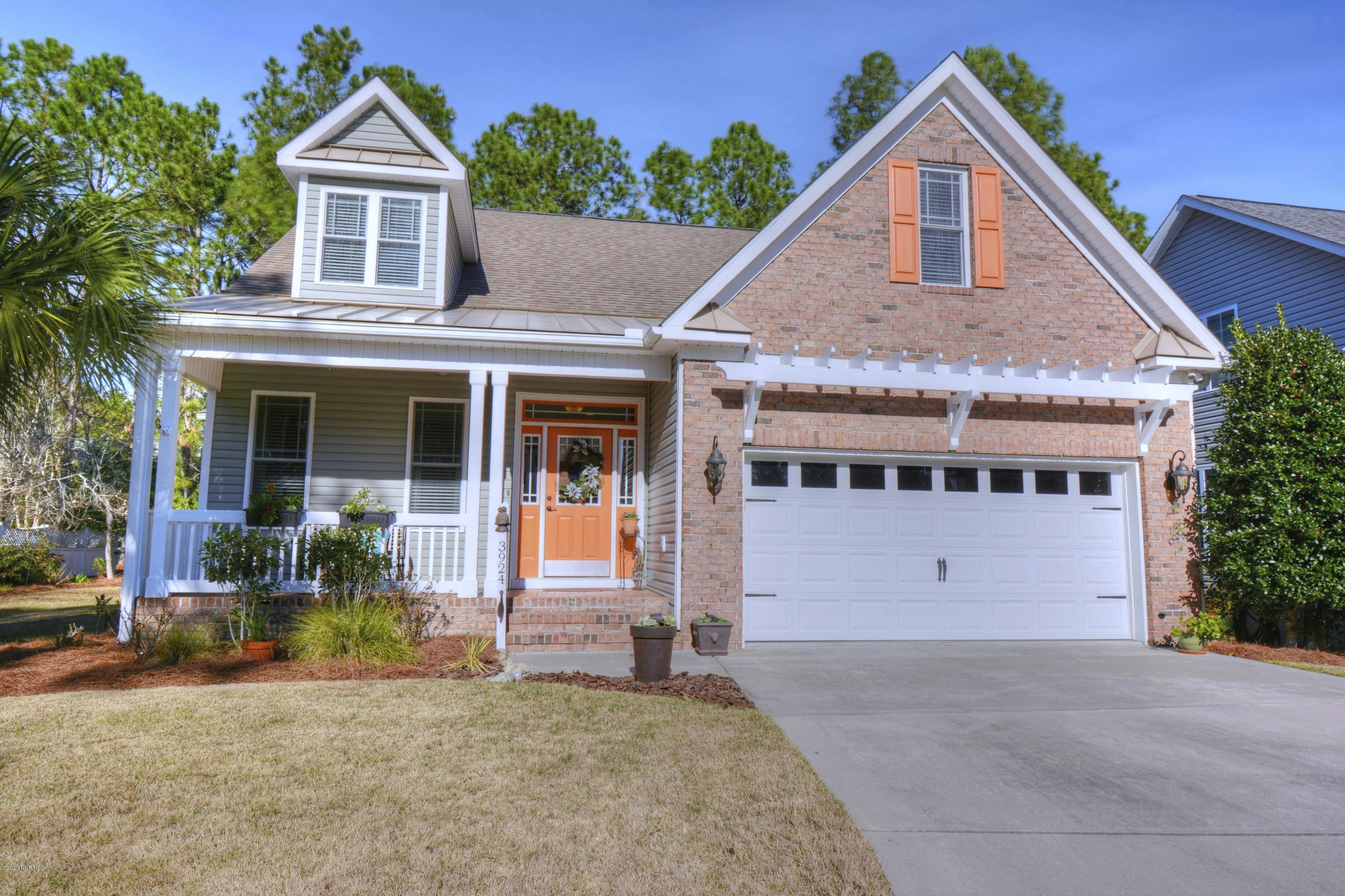 3924 Pepperberry Lane Southport, NC 28461
