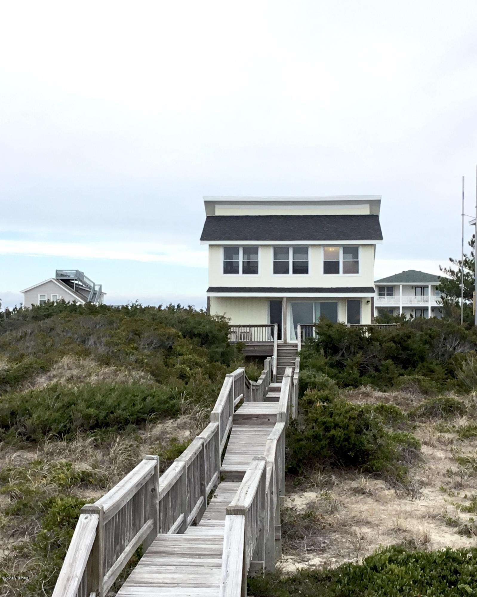 613 Caswell Beach Road Caswell Beach, NC 28465