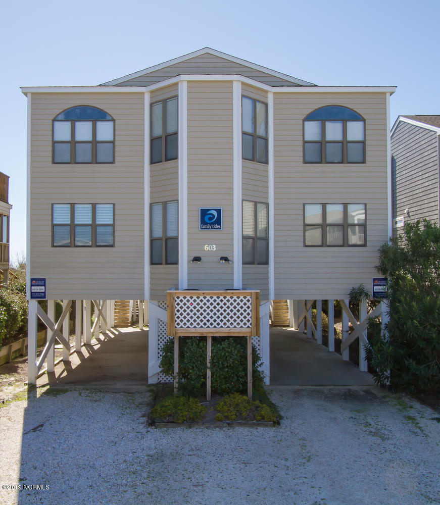 603 W Main Street UNIT A Sunset Beach, NC 28468