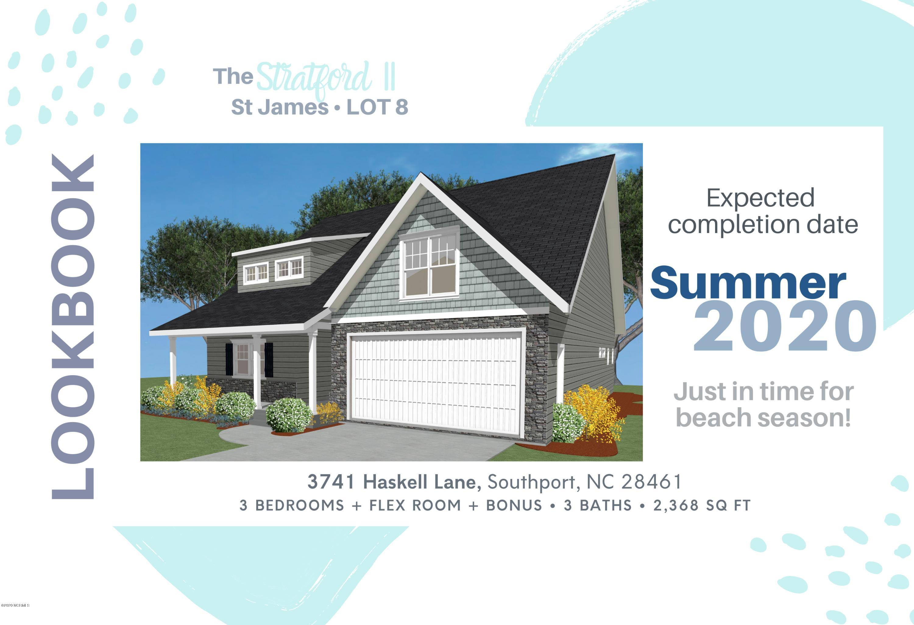 3471 Haskell Lane Southport, NC 28461