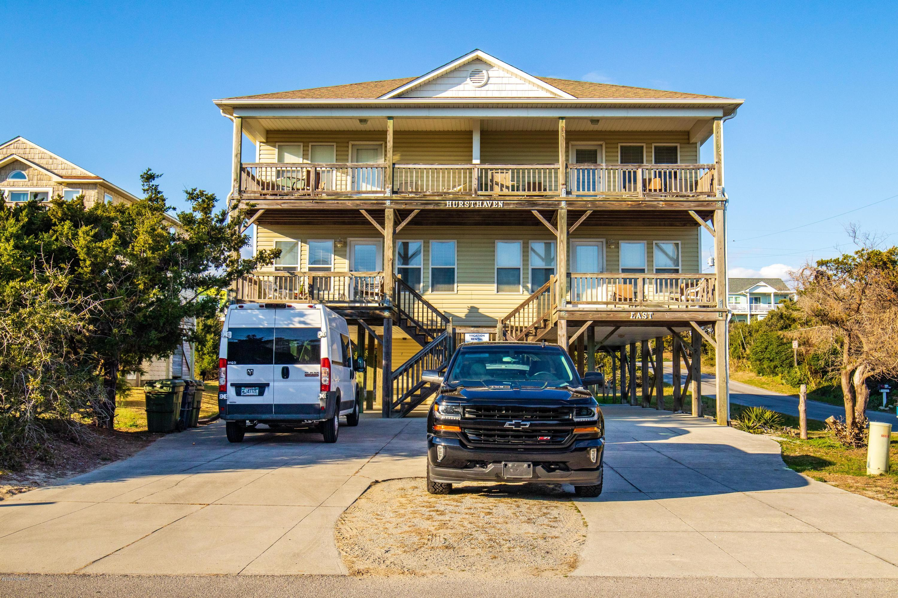 5502 Ocean Drive, Emerald Isle, North Carolina 28594, 4 Bedrooms Bedrooms, ,3 BathroomsBathrooms,Residential,For Sale,Ocean,100201962
