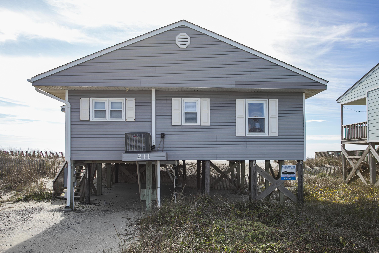 211 W Beach Drive Oak Island, NC 28465
