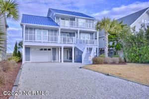 Stunning Waterfront Island Home with 5 bedrooms, 3 baths, 1 car garage, private dock & tons of upgrades.