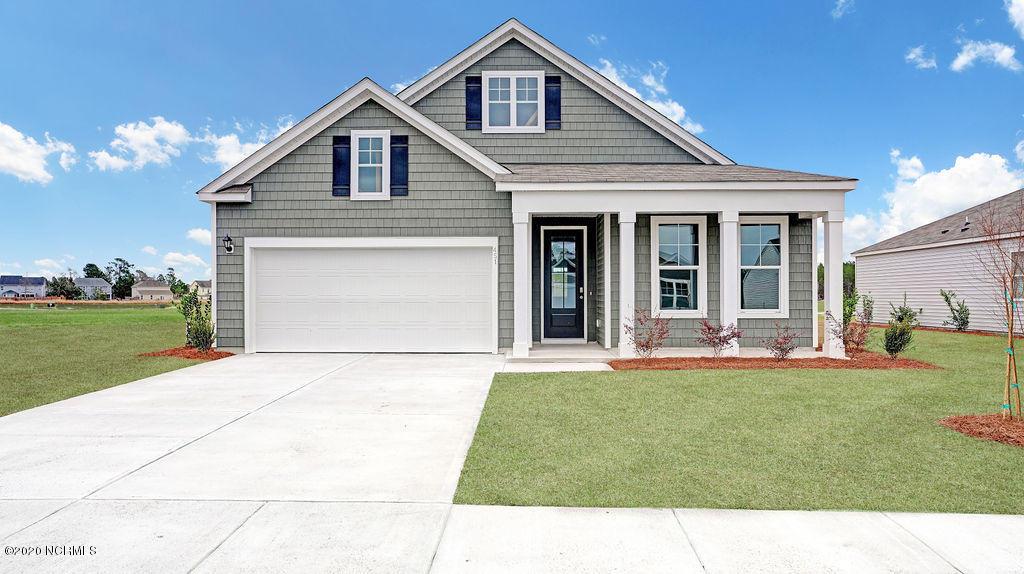 2792 Southern Magnolia Drive UNIT Lot 84 Leland, NC 28479