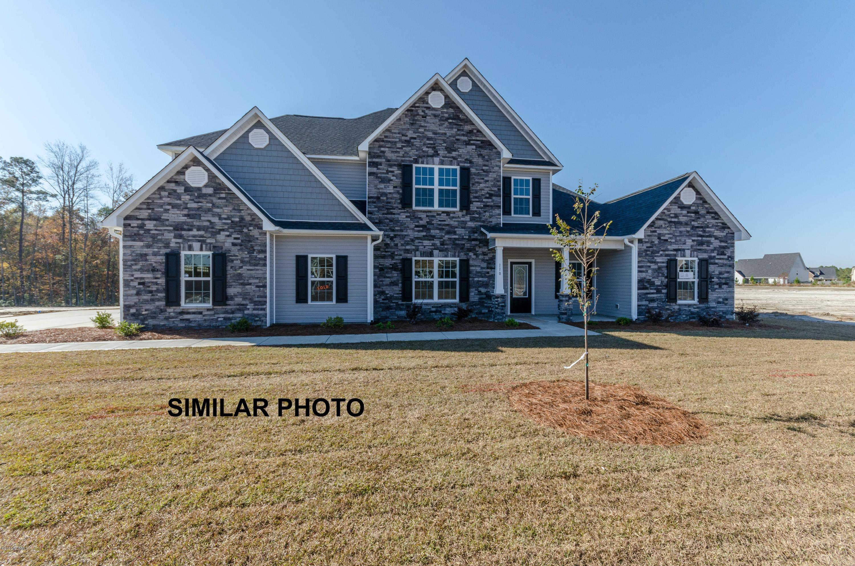 144 Evergreen Forest Court, Sneads Ferry, North Carolina 28460, 5 Bedrooms Bedrooms, ,3 BathroomsBathrooms,Residential,For Sale,Evergreen Forest,100203401