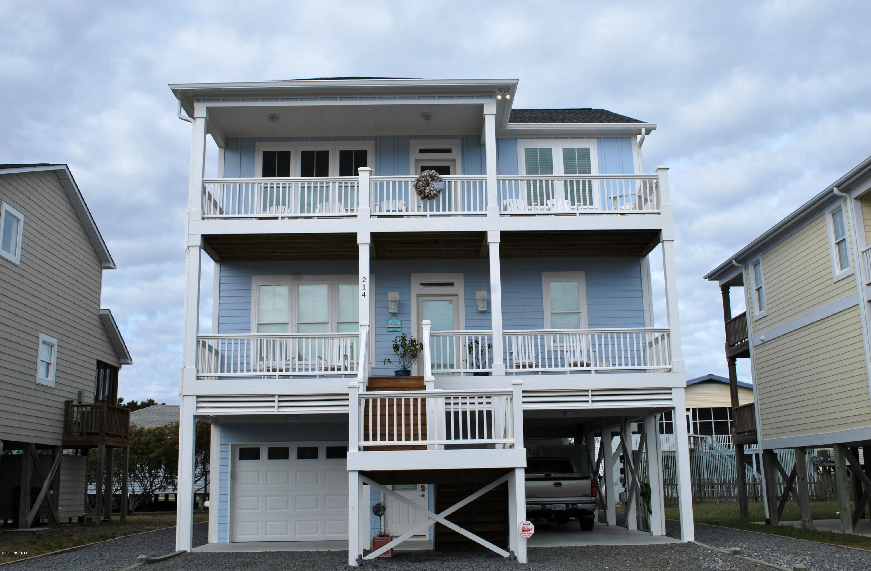 214 Brunswick Avenue Holden Beach, NC 28462
