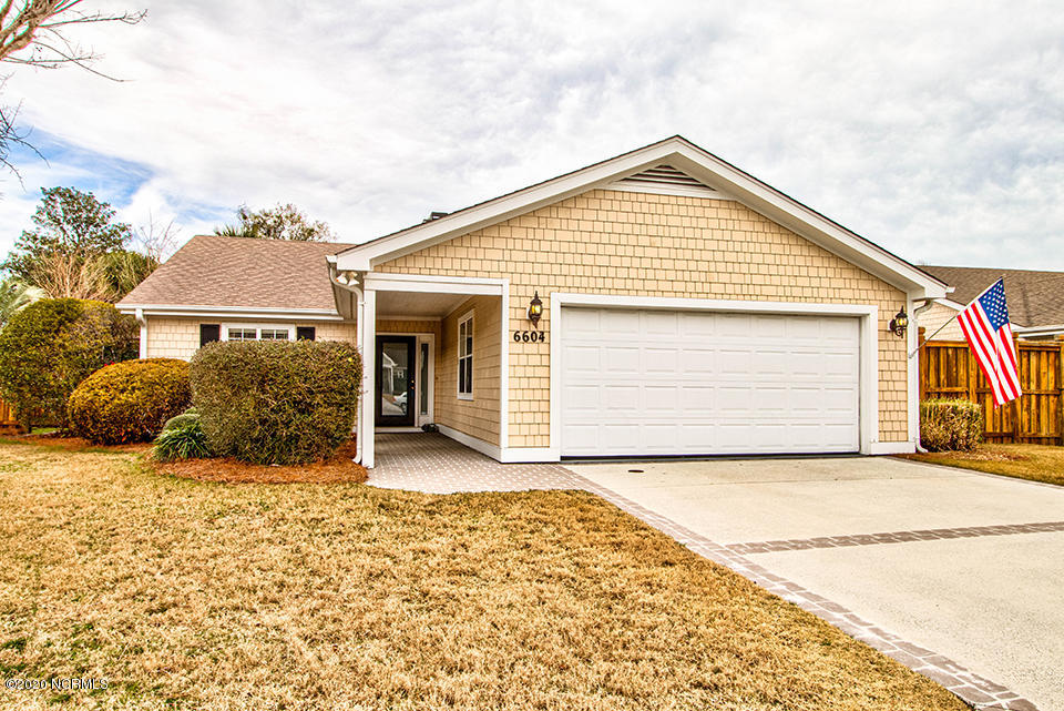 6604 Butter Clam Court Wilmington, NC 28405