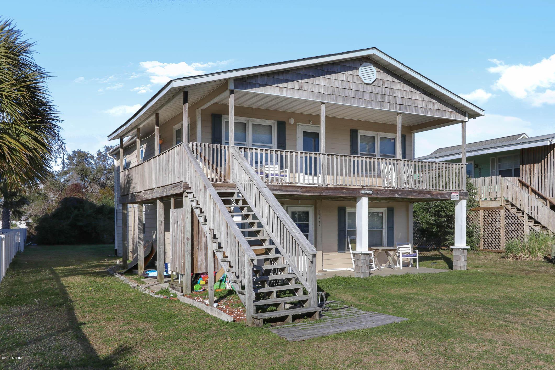 1606 E Dolphin Drive Oak Island, NC 28465