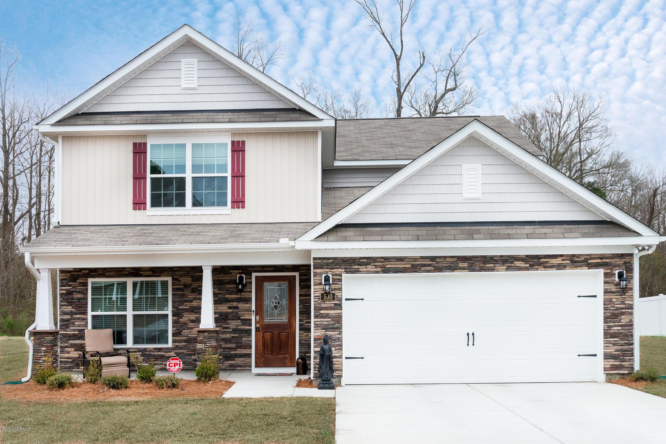 530 Denali Road, Winterville, North Carolina 28590, 4 Bedrooms Bedrooms, ,2 BathroomsBathrooms,Residential,For Sale,Denali,100205483
