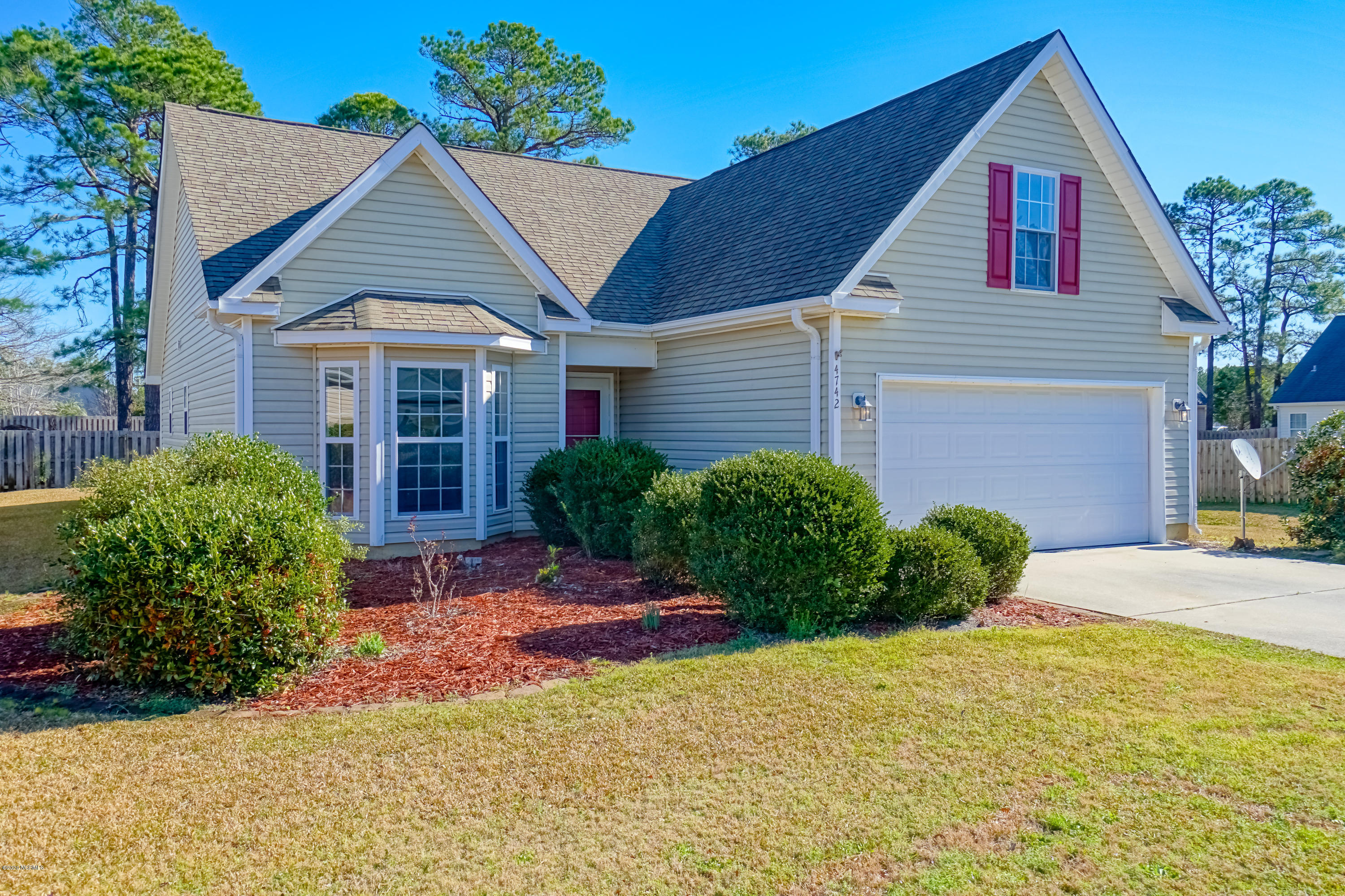 4742 Halyard Road Southport, NC 28461