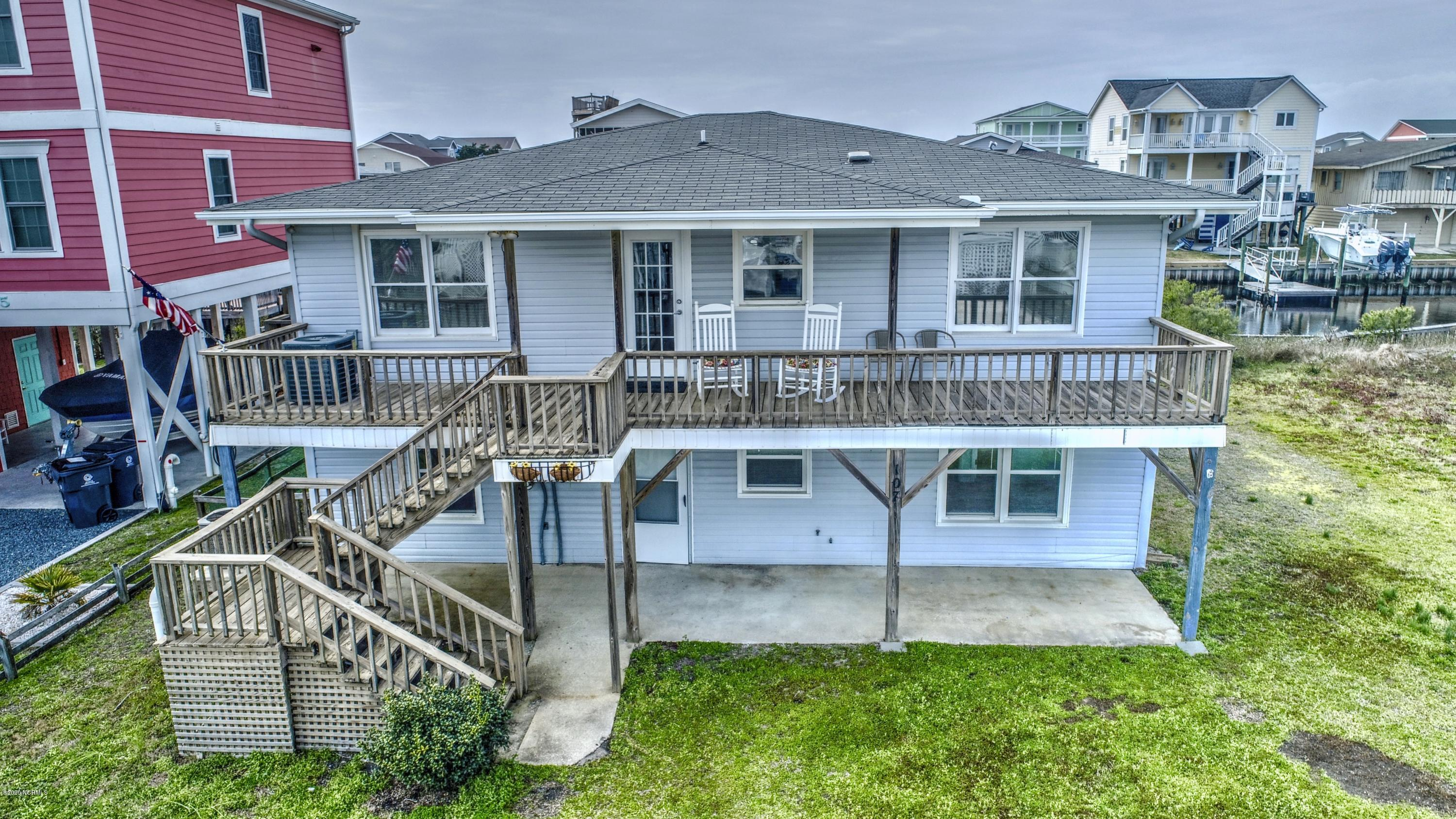 107 Lions Paw Holden Beach, NC 28462
