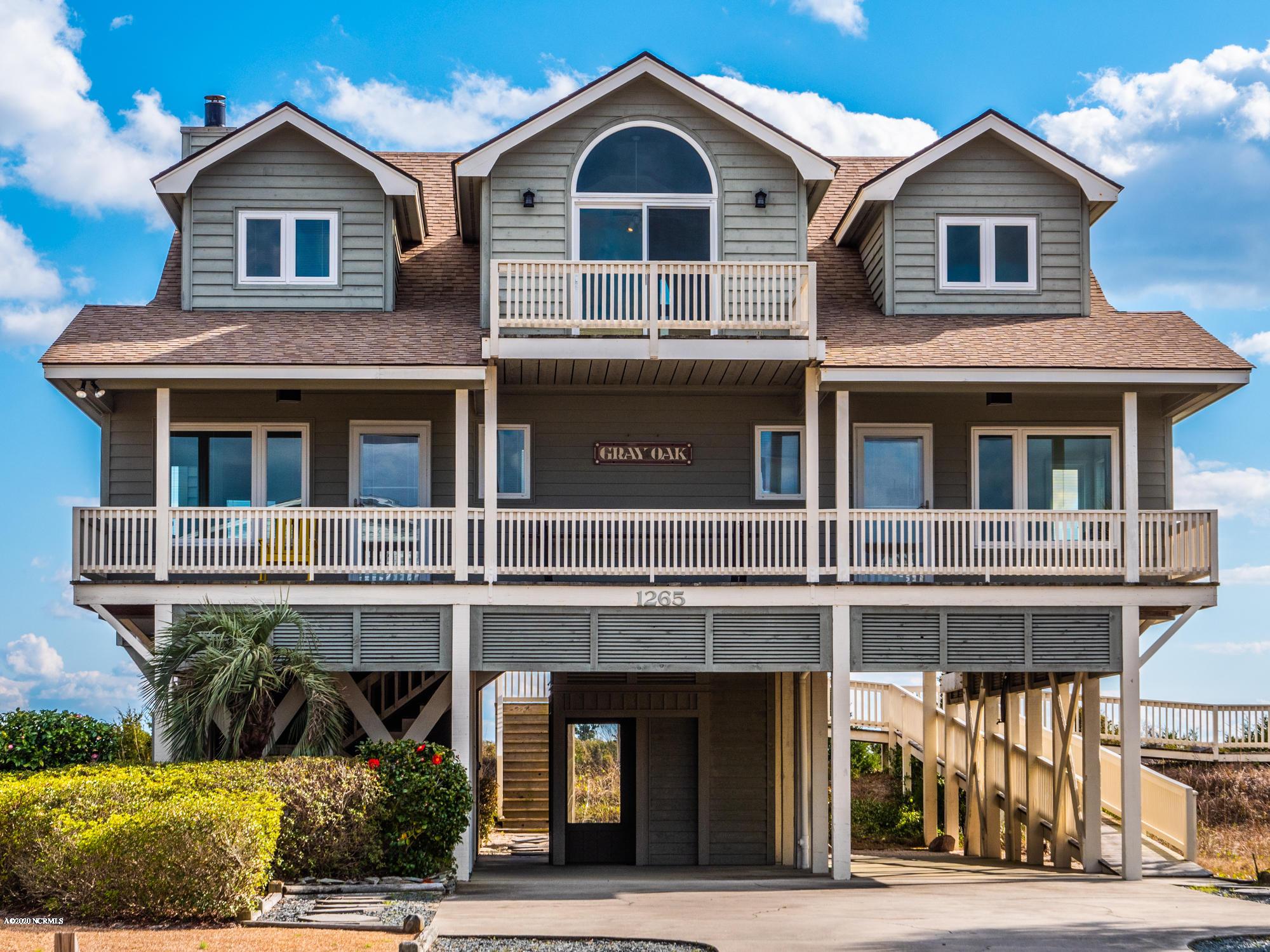 1265 Ocean Boulevard Holden Beach, NC 28462