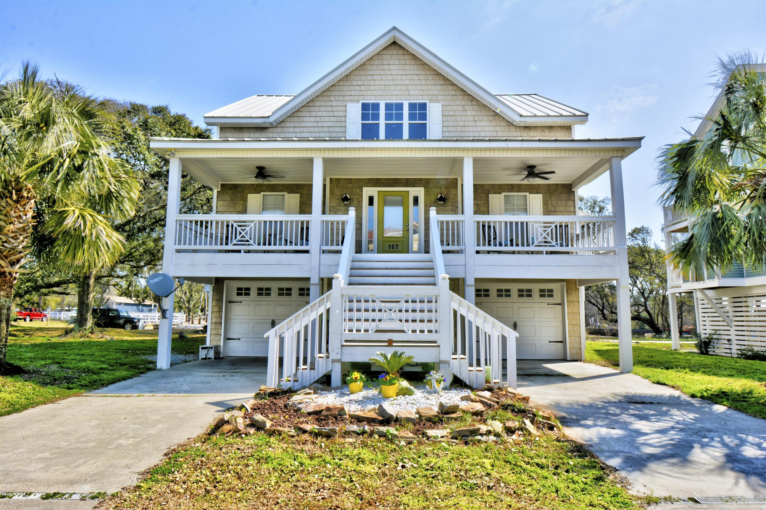 107 SE 72nd Street Oak Island, NC 28465