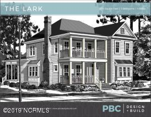 Photo of site concept. Home not built yet. Proposed New Construction