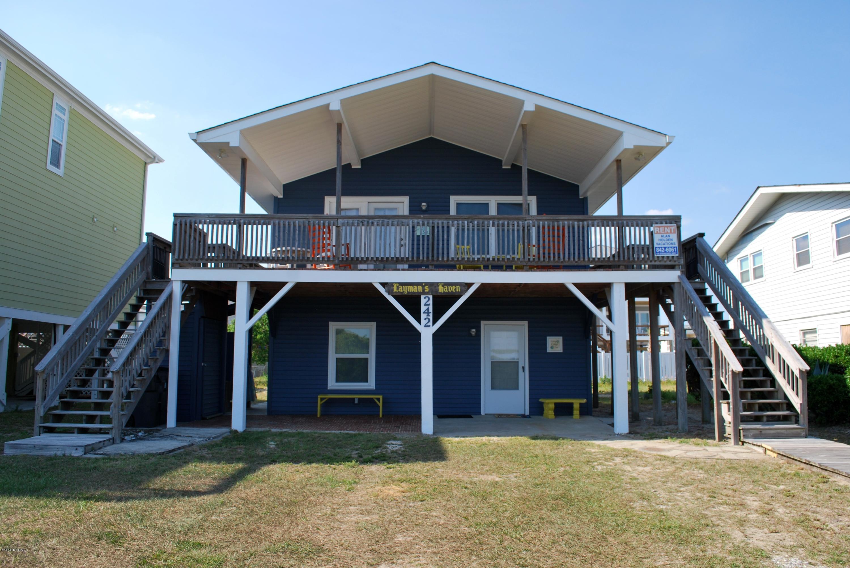 242 Ocean Boulevard Holden Beach, NC 28462