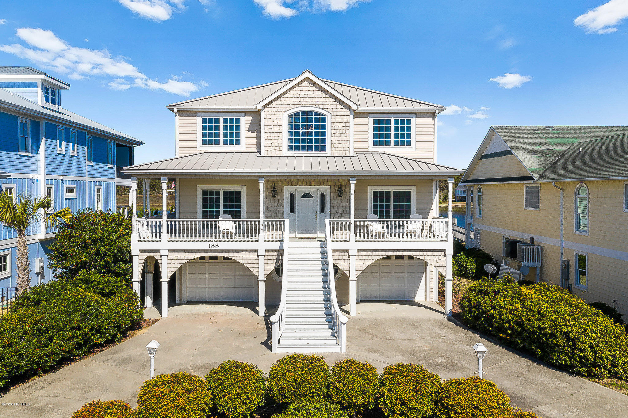 188 Yacht Watch Drive Holden Beach, NC 28462