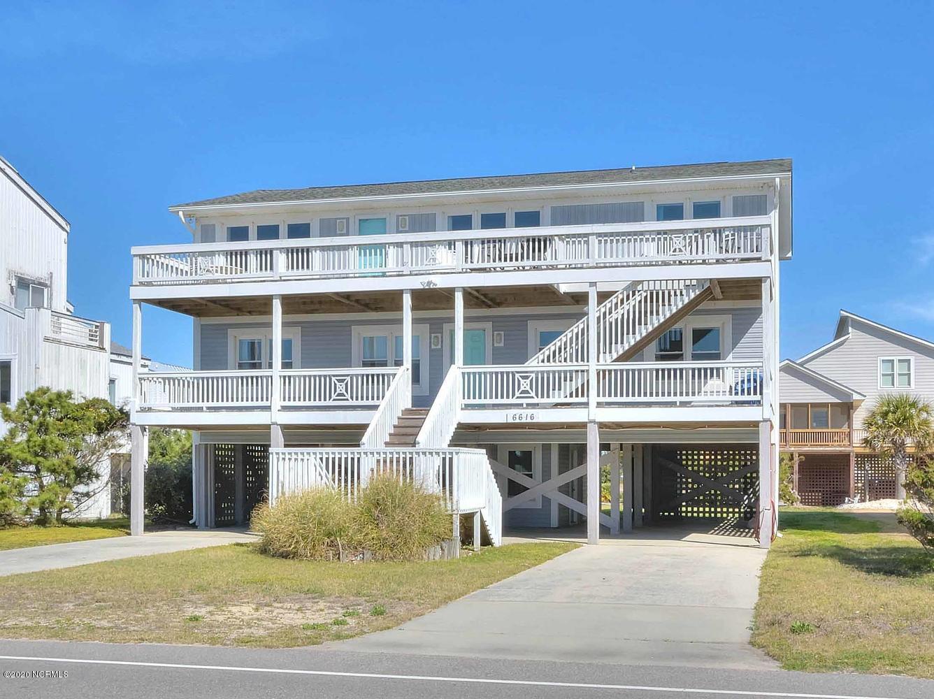 6616 W Beach Drive Oak Island, NC 28465
