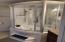 Master Bath- Shower is also a steam room!