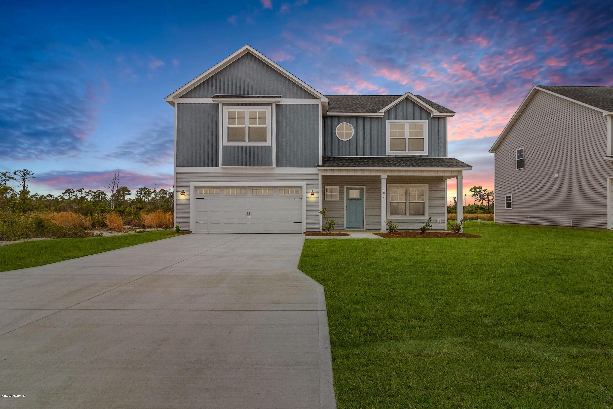 407 Elgin Road, Hubert, North Carolina 28539, 3 Bedrooms Bedrooms, ,2 BathroomsBathrooms,Residential,For Sale,Elgin,100158662