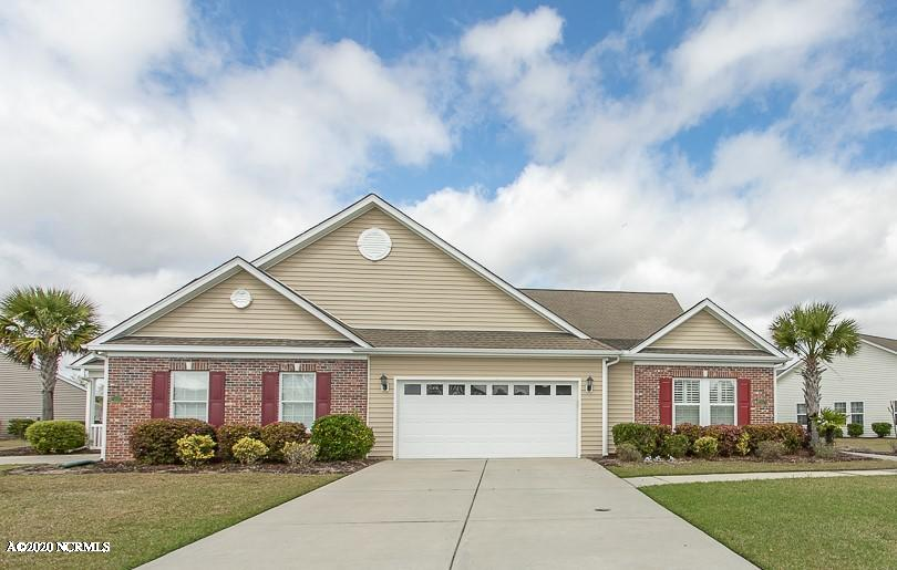 1005 Coleto Creek Lane Carolina Shores, NC 28467