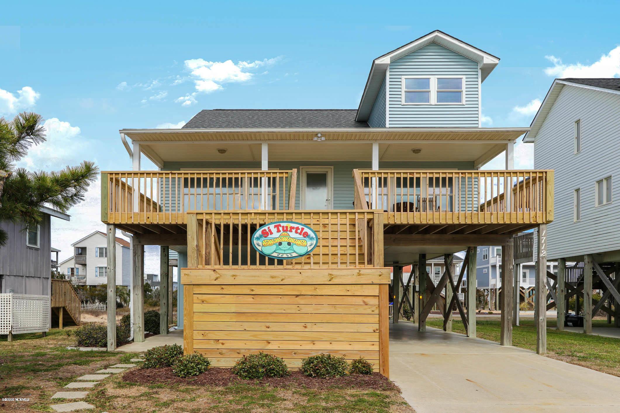 1712 W Beach Drive Oak Island, NC 28465