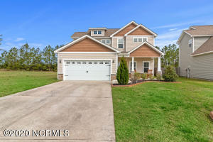 114 Saw Grass Drive, Jacksonville, NC 28540