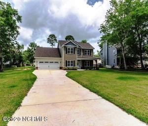 1356 Chadwick Shores Drive, Sneads Ferry, NC 28460