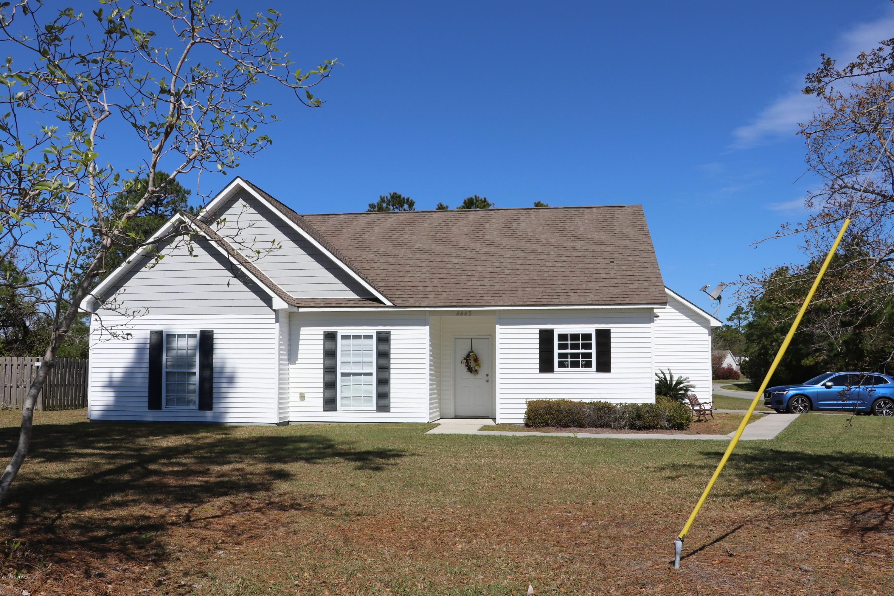 4443 Flagship Avenue Southport, NC 28461