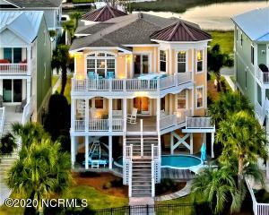 1520 N North Shore Drive, Sunset Beach, NC 28468