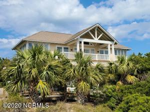6 Wild Bean Court, Bald Head Island, NC 28461