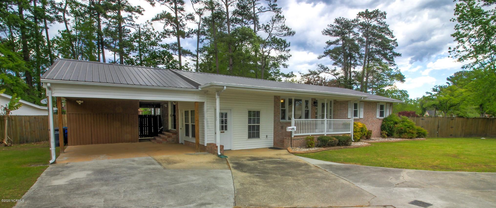 840 Gum Branch Road, Jacksonville, North Carolina 28540, 3 Bedrooms Bedrooms, ,2 BathroomsBathrooms,Residential,For Sale,Gum Branch,100214769