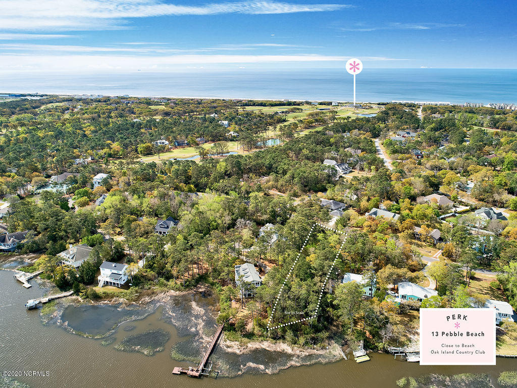 13 Pebble Beach Drive Oak Island, NC 28465