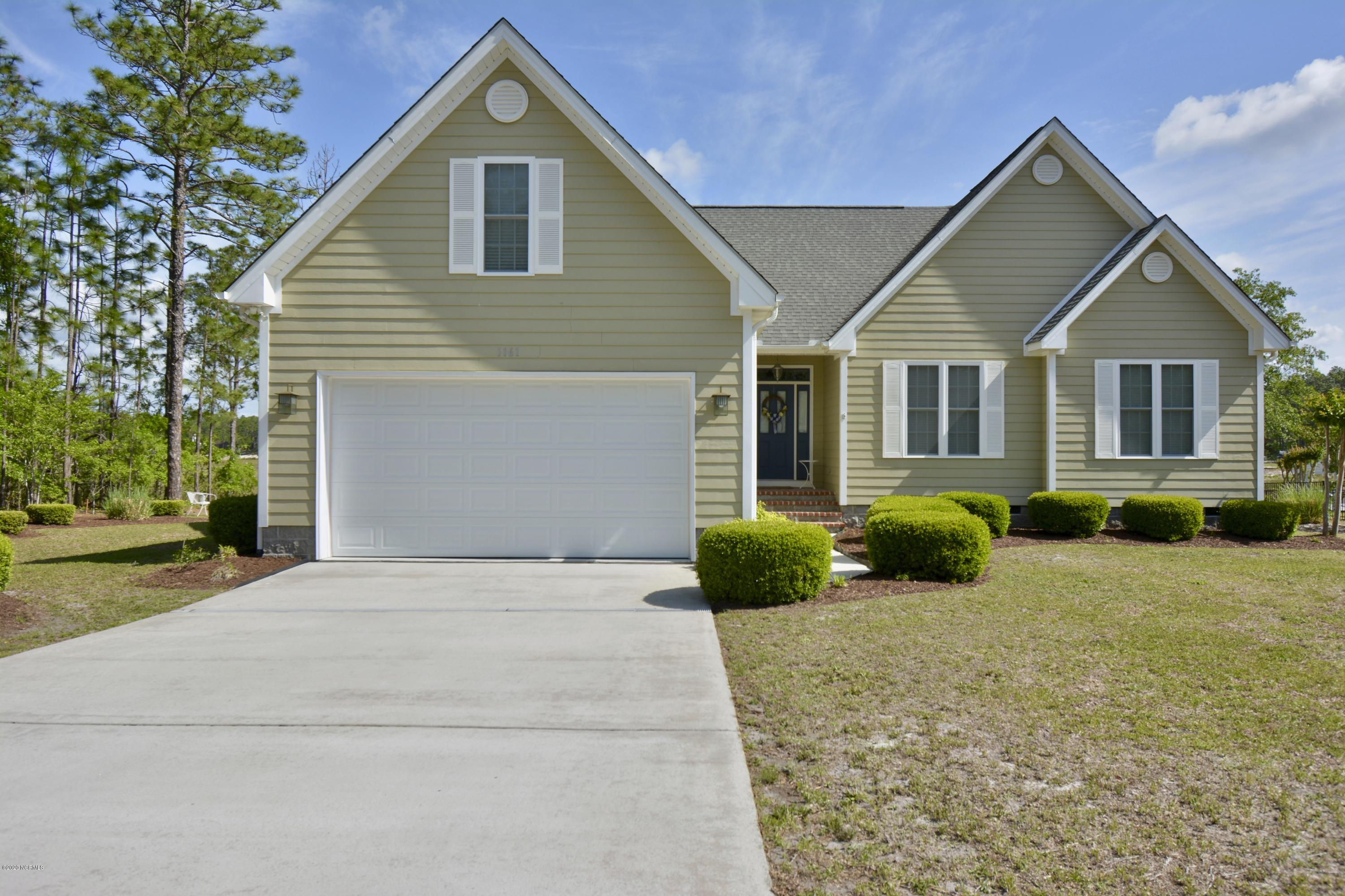 1161 S Shore Drive Southport, NC 28461