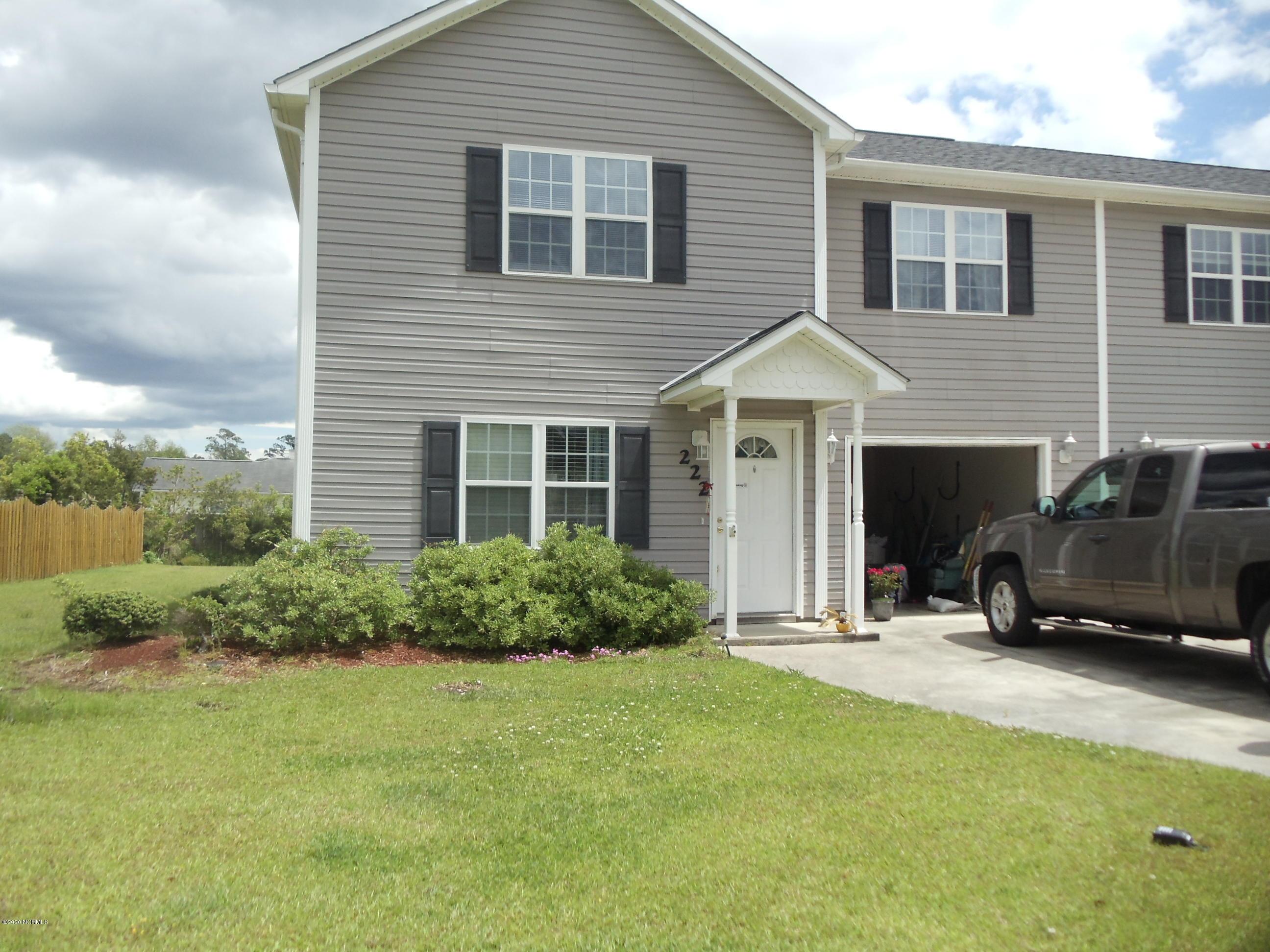 222 Smallwood Road, Hubert, North Carolina 28539, 3 Bedrooms Bedrooms, ,2 BathroomsBathrooms,Residential,For Sale,Smallwood,100215573