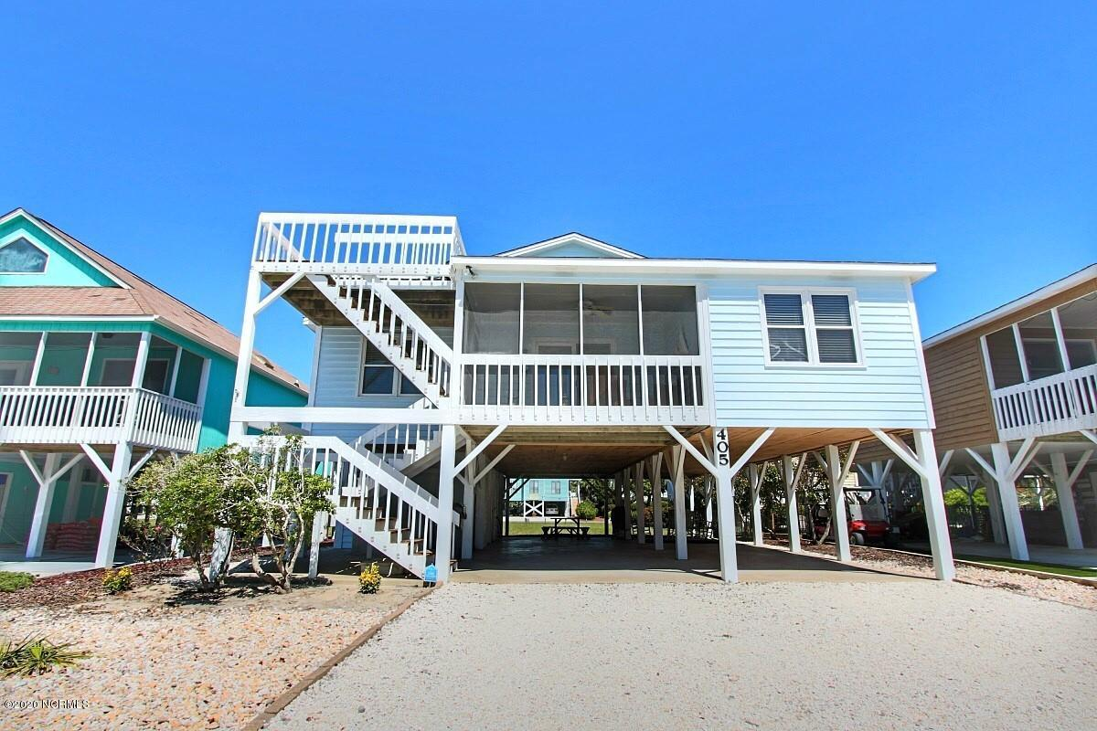 405 5th Street Sunset Beach, NC 28468