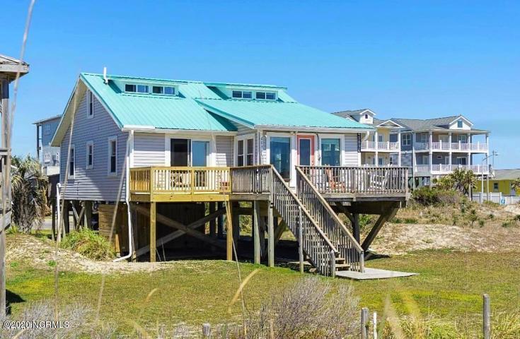 4309 Beach Drive, Oak Island, North Carolina 28465, 3 Bedrooms Bedrooms, ,2 BathroomsBathrooms,Residential,For Sale,Beach,100216535