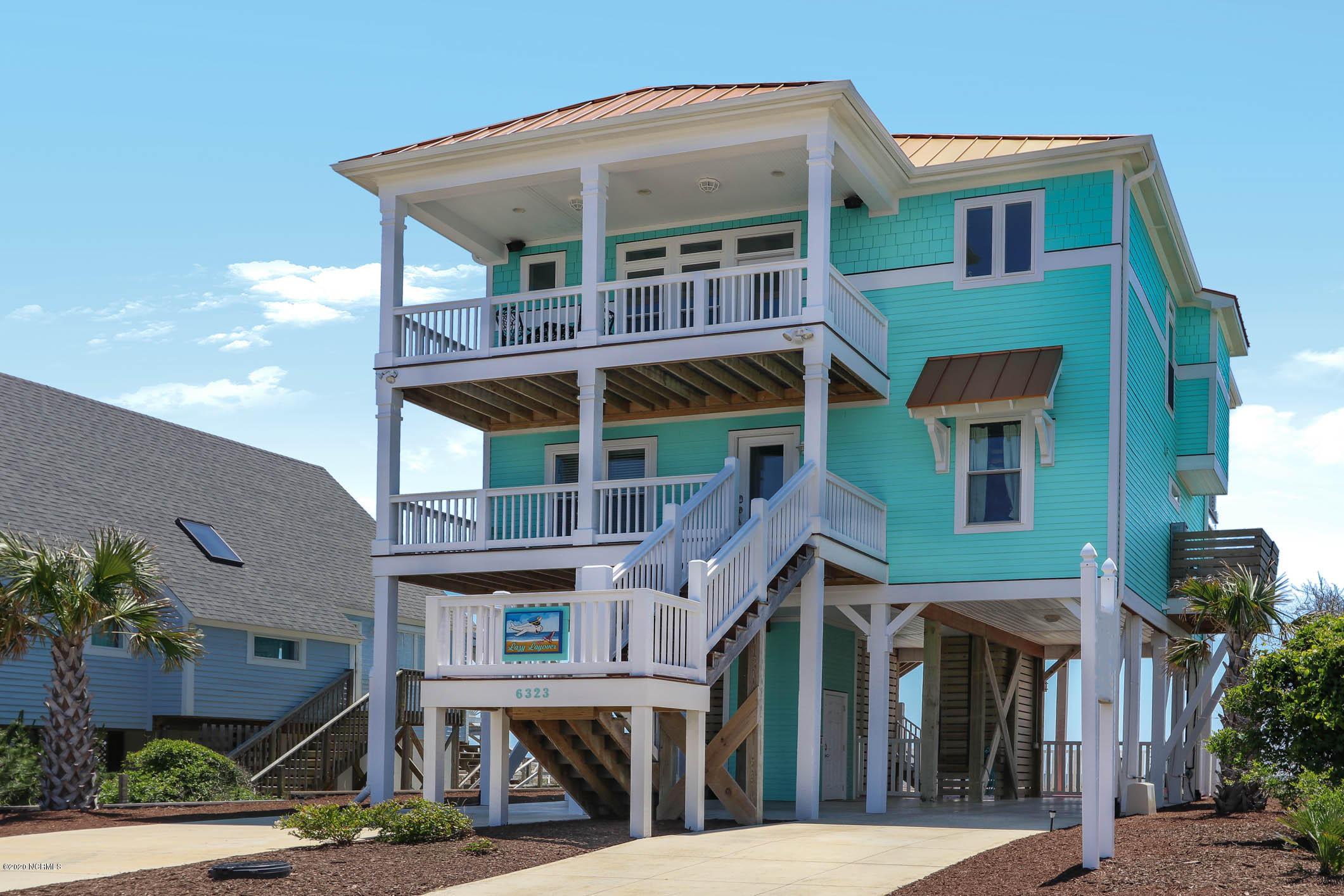 6323 W Beach Drive Oak Island, NC 28465
