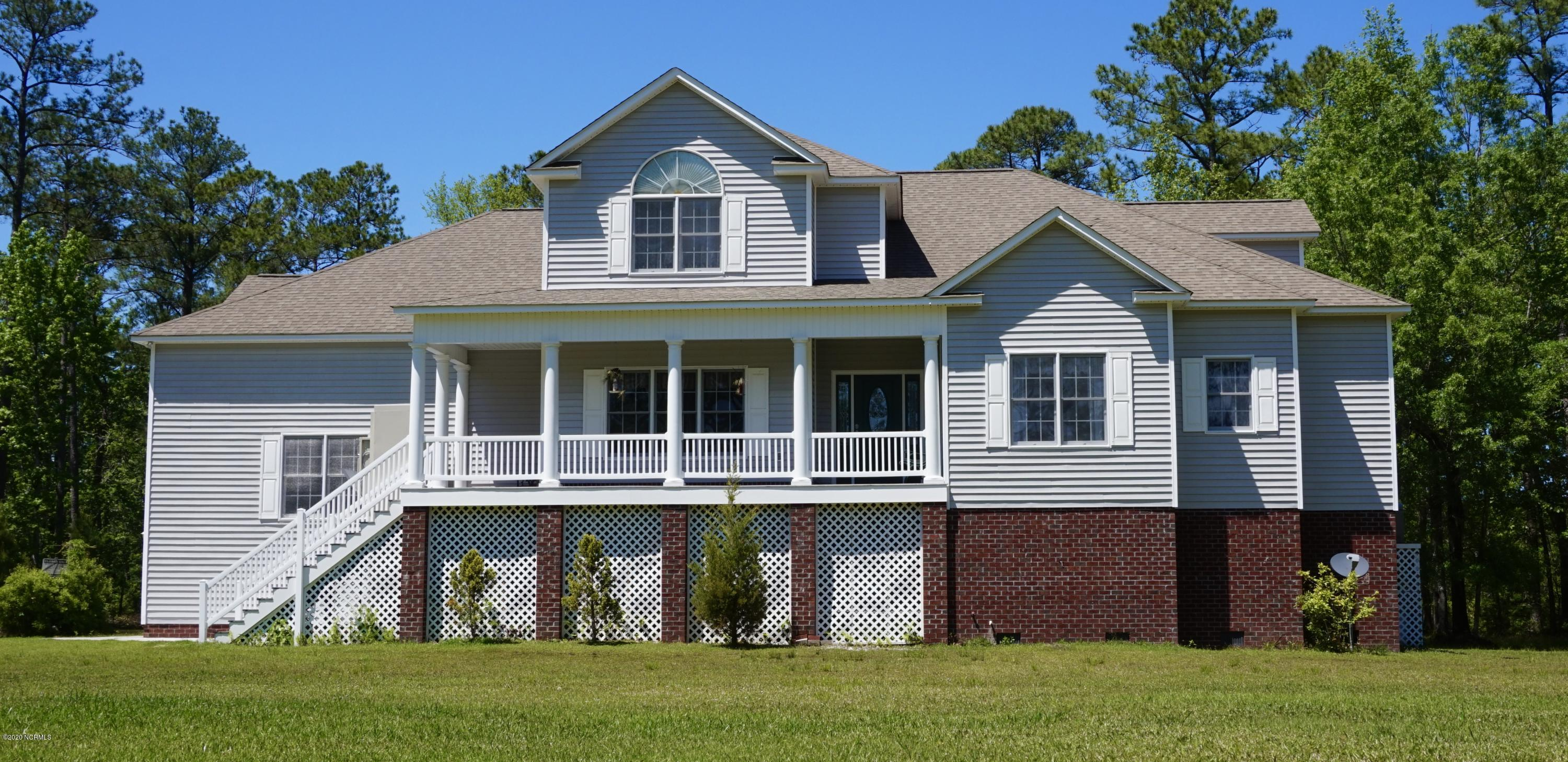 Property for sale at 168 Brite Lane, Oriental,  North Carolina 28571