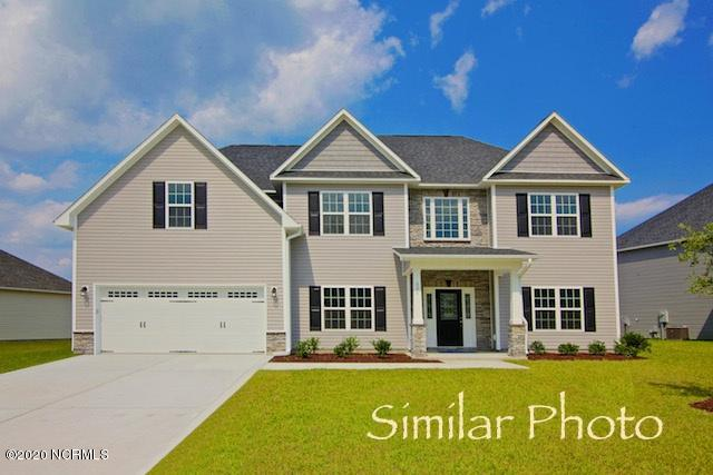 707 Hope Dexter Drive, Jacksonville, North Carolina 28546, 4 Bedrooms Bedrooms, ,3 BathroomsBathrooms,Residential,For Sale,Hope Dexter,100218017
