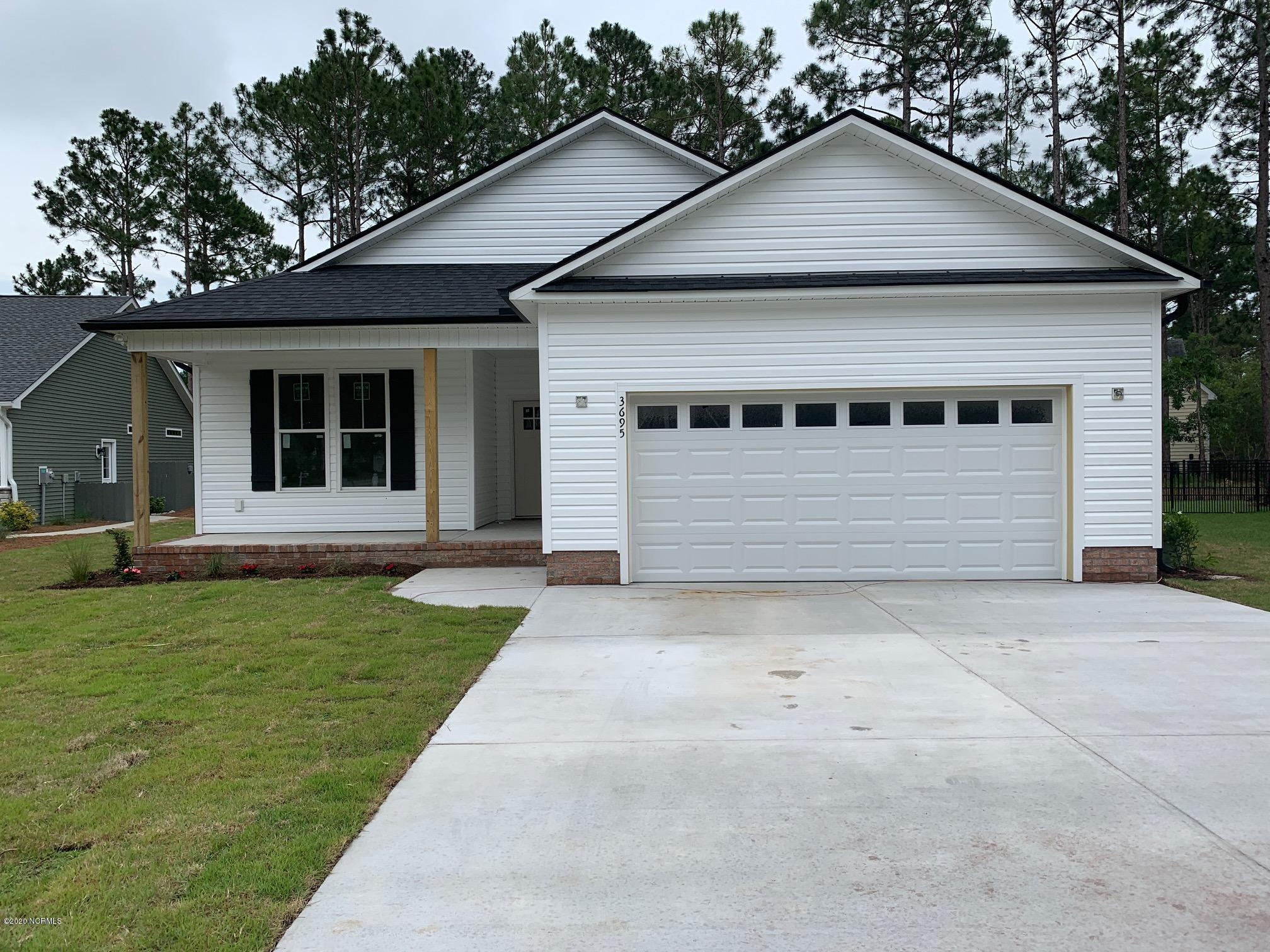 3695 Willow Lake Drive, Southport, North Carolina 28461, 3 Bedrooms Bedrooms, ,2 BathroomsBathrooms,Residential,For Sale,Willow Lake,100188067