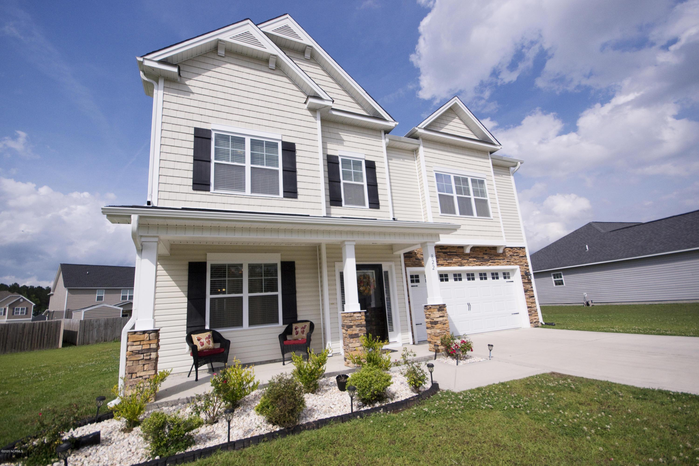 822 Solomon Drive, Jacksonville, North Carolina 28546, 5 Bedrooms Bedrooms, ,3 BathroomsBathrooms,Residential,For Sale,Solomon,100218979